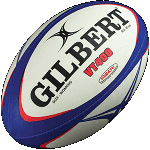 Gilbert VT400 Damesrugbybal Maat 4,5_