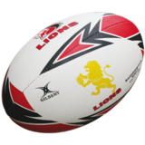 Gilbert rugbybal Lions Supporter Maat: Midi_
