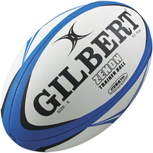 Gilbert Zenon rugbybal size 4