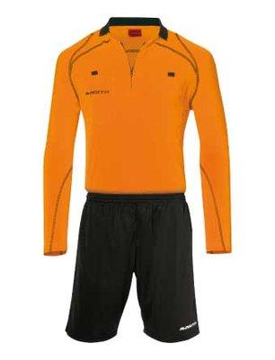 Masita scheidsrechters LM oranje/zwart