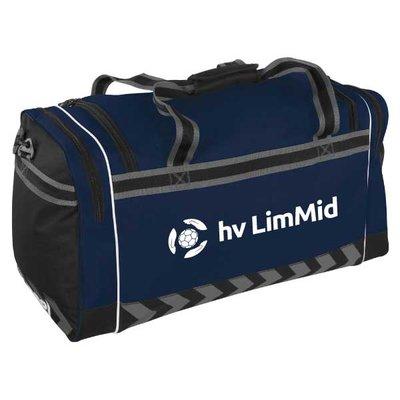 LimMid Hummel Milton Elite sporttas met clublogo