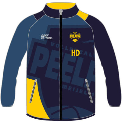 GEFF Trainingsjas Peelpush Unisex