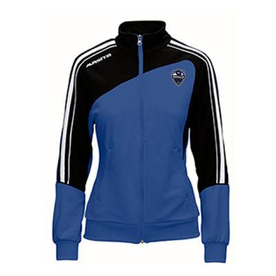 Trainingsjack Masita FC Roerdalen Dames met clublogo
