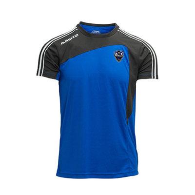 Sportshirt Masita FC Roerdalen Unisex Junior met clublogo
