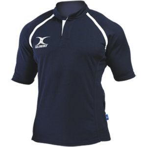 Gilbert Xact rugby shirt Navy