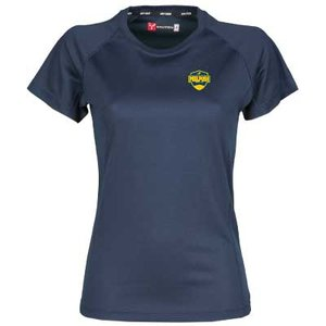 Peelpush T-shirt Dames model 100% Polyester