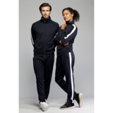 Pitch Stone Unisex trainingsbroek Navy blauw_