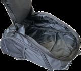 XaviSport rugzak zwart B 28cm, H 44cm, D 23cm_