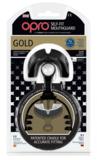 OPRO Gold3 gebitsbeschermer Senior Zwart_