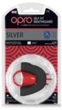 OPRO Zilver3 gebitsbeschermer Senior Rood/zwart_