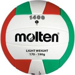 Molten Trainingsvolleybal 5M1400L light doos van 24 stuks