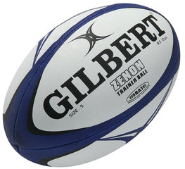 Gilbert Zenon rugbybal Navy size 3