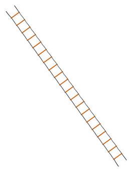 coordinatieladder 8 meter