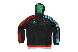 Adidas Harlequins Allweater jacket