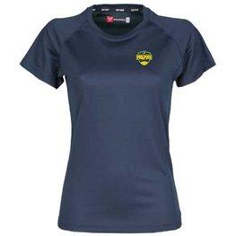 Peelpush T-shirt Dames model 100% Polyester