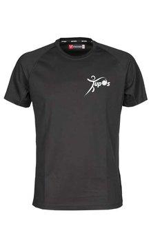 Tupos sport shirt Unisex model 100% Polyester