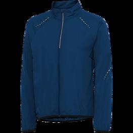 Pitch Stone Running Jacket blauw