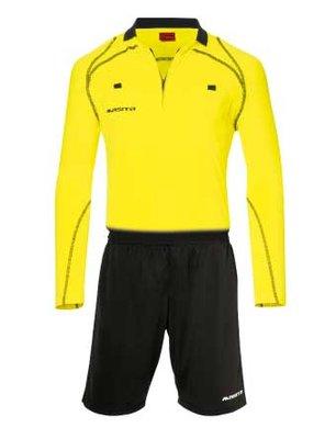 Masita scheidsrechters LM geel/zwart