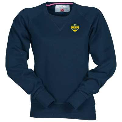 Peelpush sweater Dames model