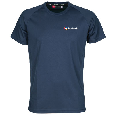 LimMid T-shirt Unisex model 100% Polyester