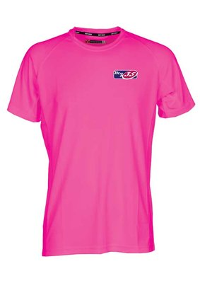 My35' sport shirt Unisex model 100% Polyester Roze