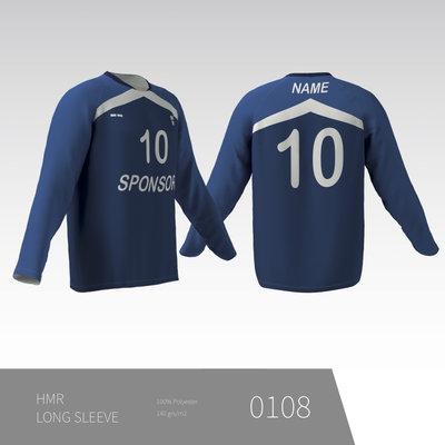 Eigen ontwerp Unisex T-shirt met lange raglan mouw