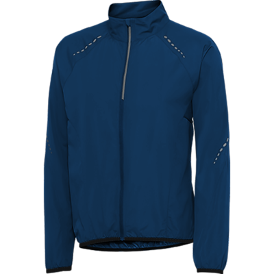 Pitch Stone Running Jacket blauw