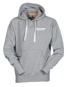 DENZZ Hoody grijs Unisex model
