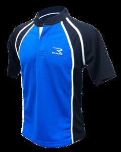 RUCO rugby shirt blauw