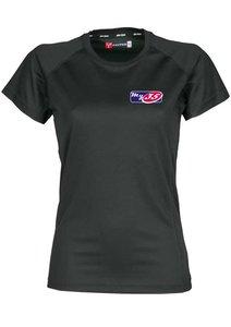 My35' T-shirt Zwart Dames model 100% Polyester